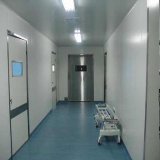 医疗系统PVC地板案例