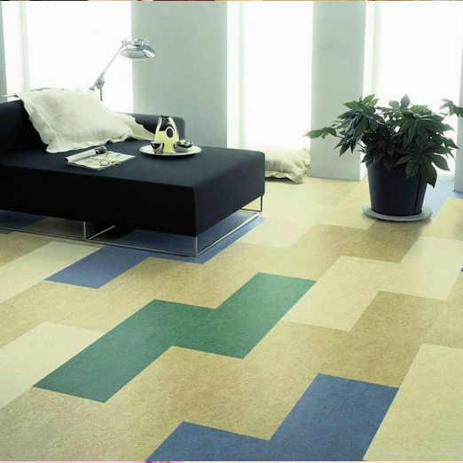 石塑地板地毯纹-2.0mm