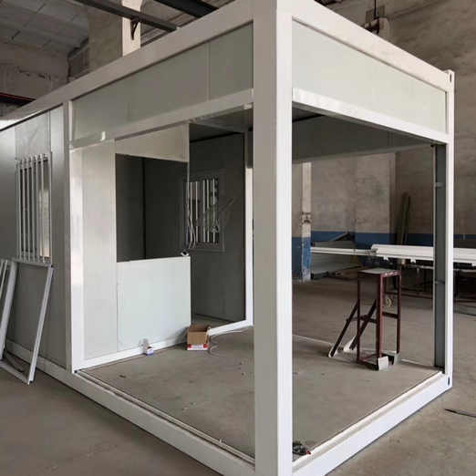 集成房屋PVC地板
