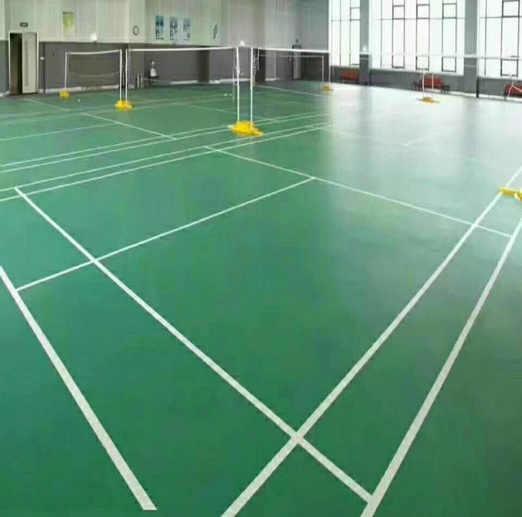 羽毛球场地运动地板3.5mm/4.5mm